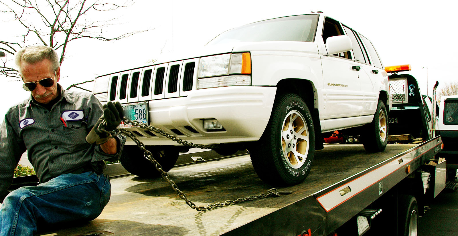 Towing Buffalo NY